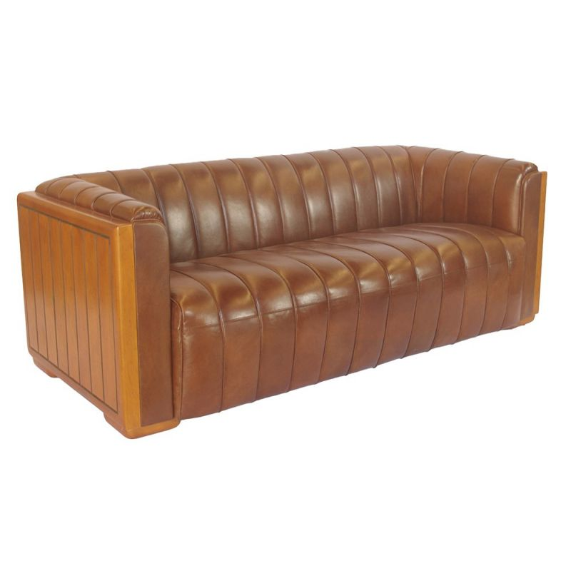 Canap club design vintage pour un salon confortable en - Canape design et confortable ...