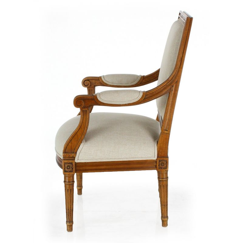 fauteuil bergere trianon