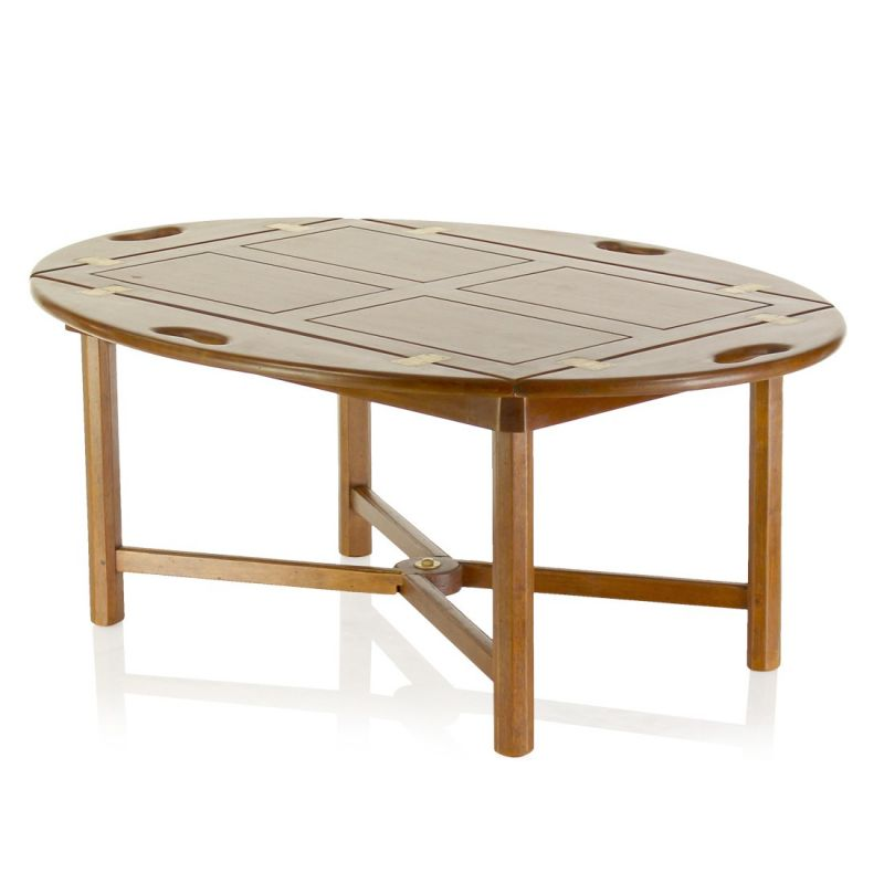 Table basse bateau ancienne for Table basse grand format
