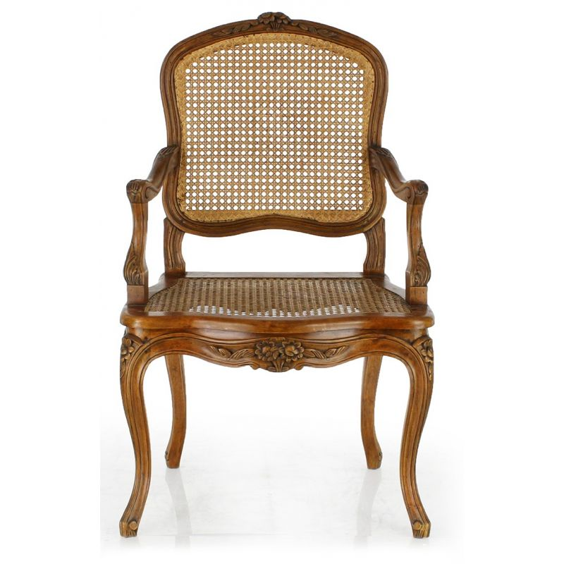 fauteuil ancien cann louis xv ebay. Black Bedroom Furniture Sets. Home Design Ideas