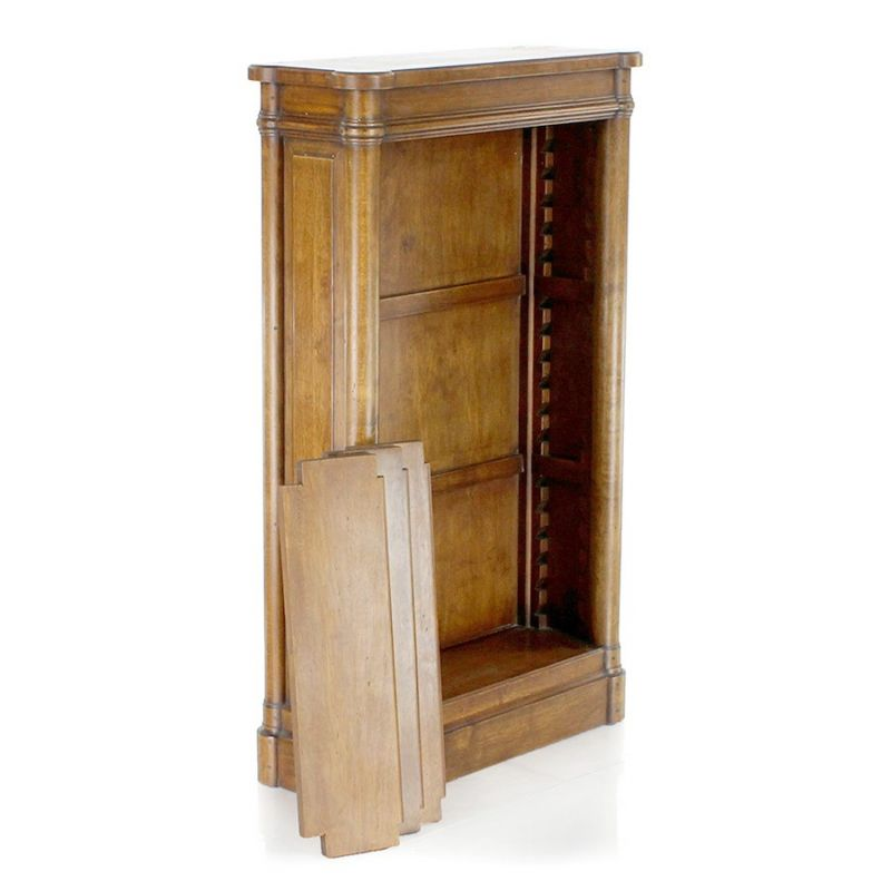 tag re louis xvi tag re en bois massif meuble biblioth que. Black Bedroom Furniture Sets. Home Design Ideas