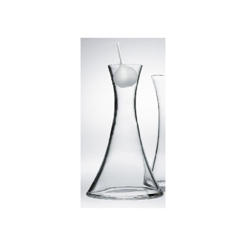 carafe d canter le vin riviera cristal de s vres saulaie. Black Bedroom Furniture Sets. Home Design Ideas