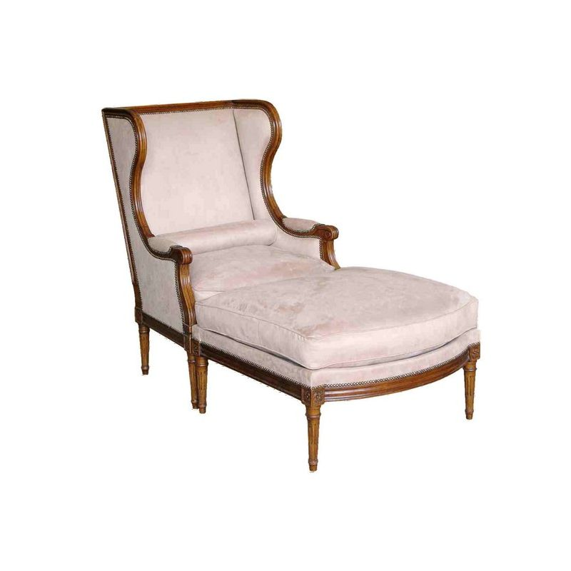 fauteuil berg re oreilles louis xvi ebay. Black Bedroom Furniture Sets. Home Design Ideas