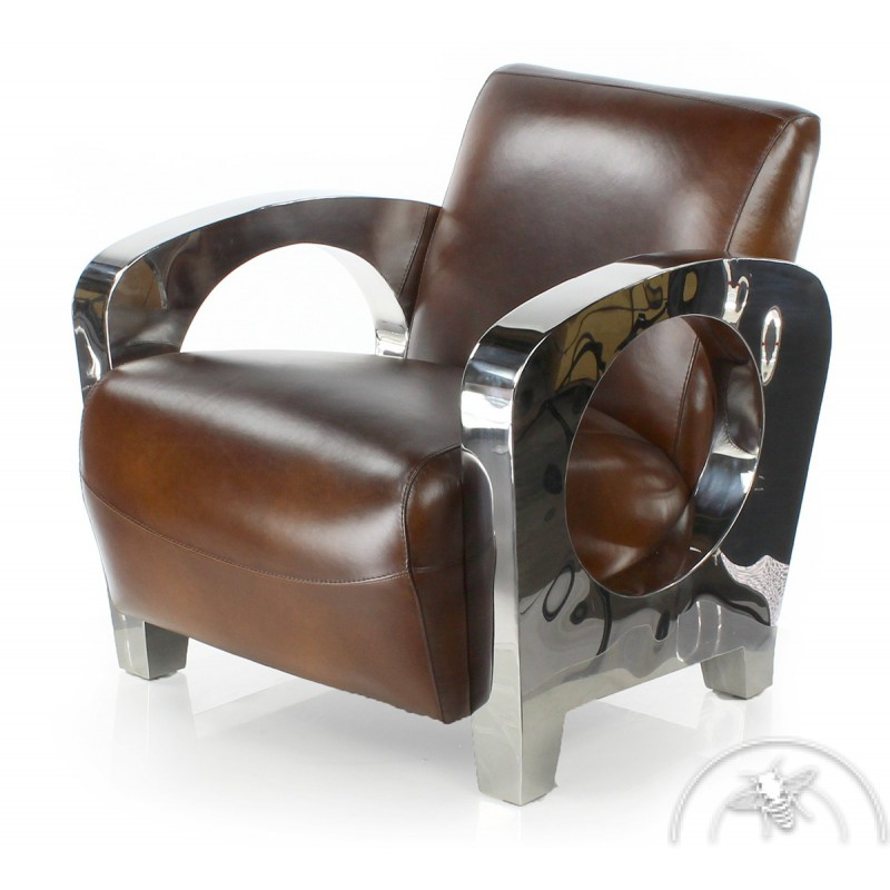 fauteuil club Beaubourg