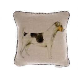 Coussin jack Russel