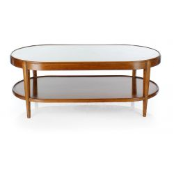 Table basse ovale Charleston