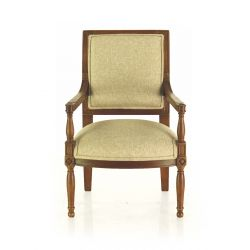 Directoire children's armchair