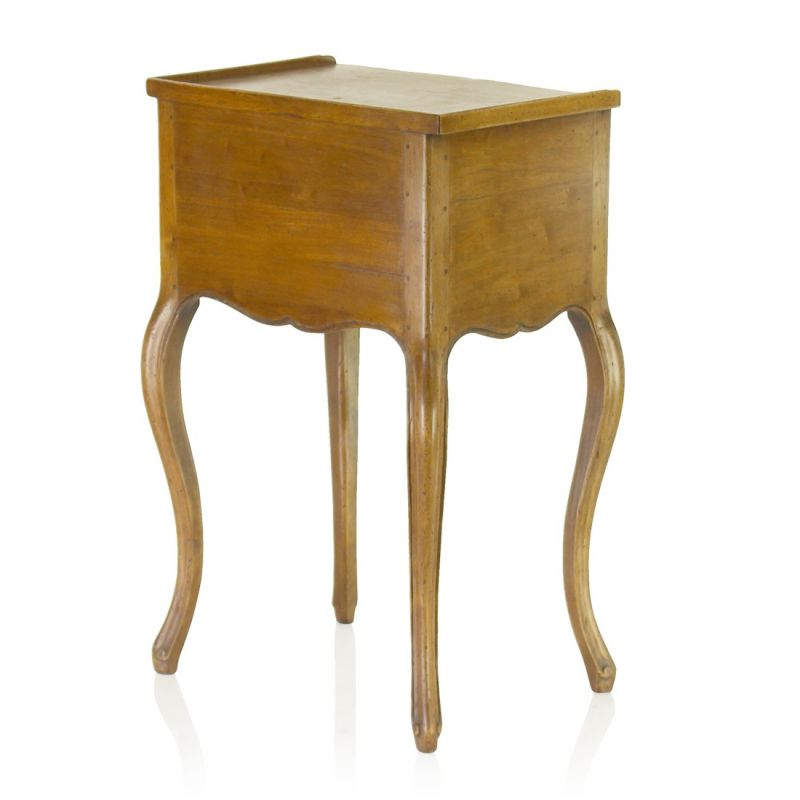 Louis XV nightstand with drawer