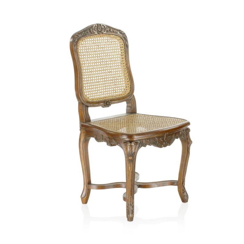 Chaise cannee affordable chaise canne chne vieilli - Restaurer une chaise cannee ...