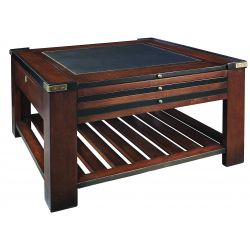 Hermione Low Square Game Table