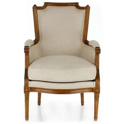 Wingback chair - Bergerac