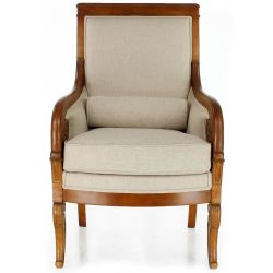 Louis Philippe Wing Chair