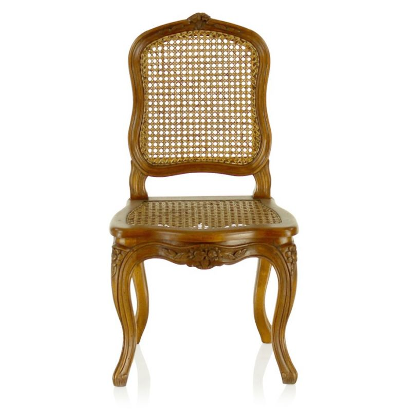 Childu0027s Cane Chair   Louis XV