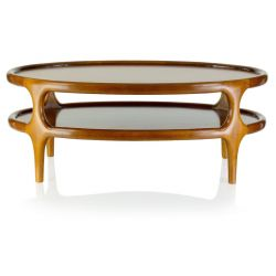Wooden coffee table - Lund