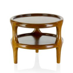 Ptite table d'appoint design scandinave - Lund