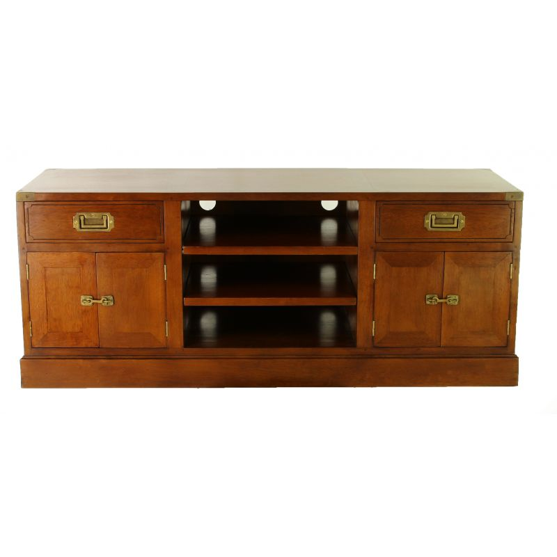 Table basse meuble tv officier saulaie for Meuble tv console