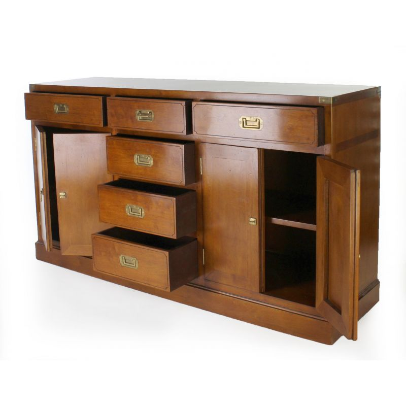 Sideboard or China Cabinet - Officier
