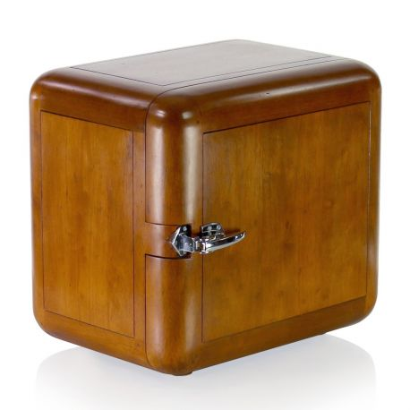 End table drinks cabinet - Baron