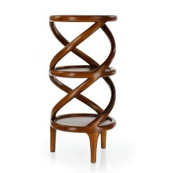 Table d'appoint scandinave haute - Lund