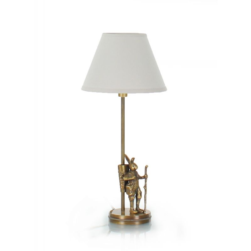 Decorative rabbit table lamp saulaie decorative rabbit table lamp aloadofball Image collections