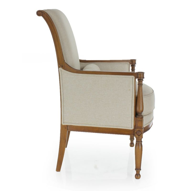 Wingback chair - Directorate