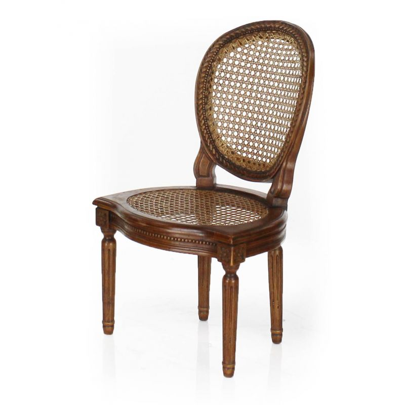 Child S Cane Chair Louis Xvi