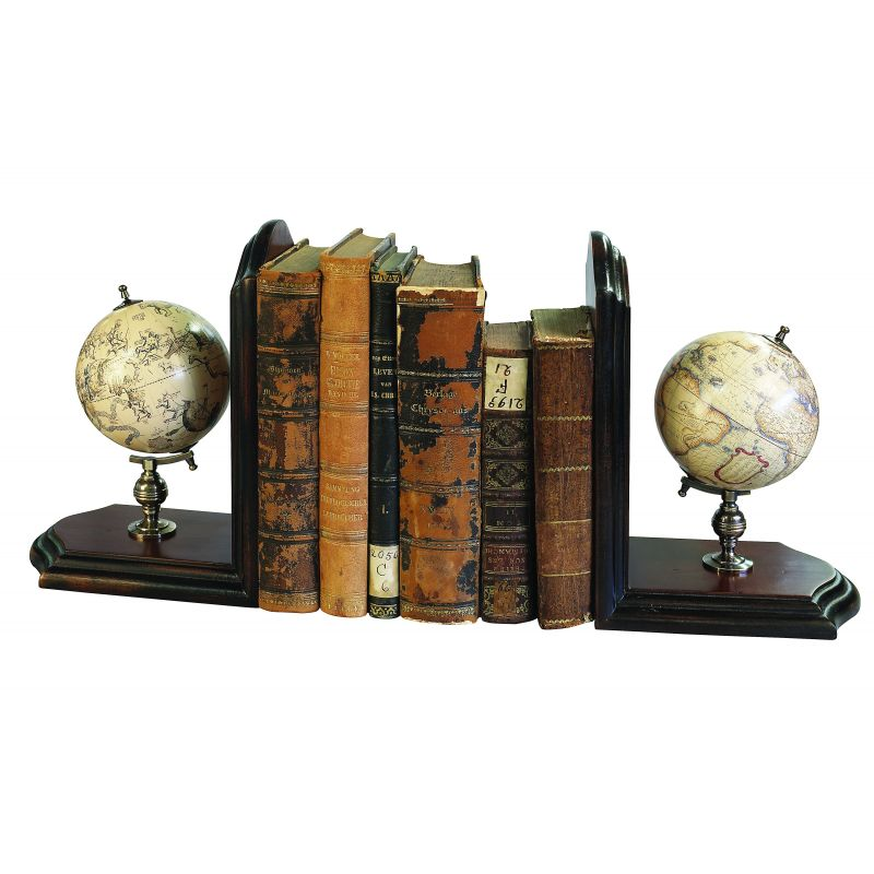 serre livres globes nelson saulaie. Black Bedroom Furniture Sets. Home Design Ideas