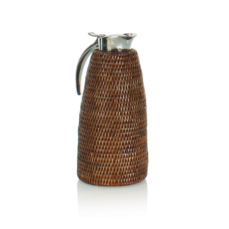 Wicker Quick Tip thermos, 1L - Beniguet