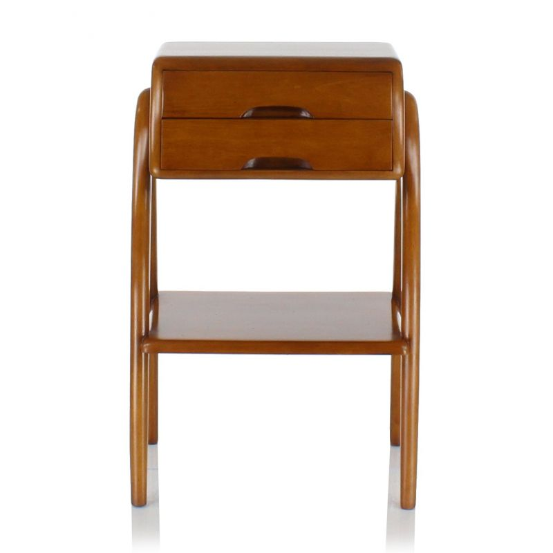 Table de chevet scandinave orsay saulaie for Table de nuit scandinave