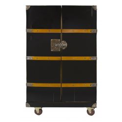 Drinks cabinet mobile bar, Cabin trunk - Lafayette