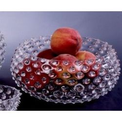Diamond point fruit bowl