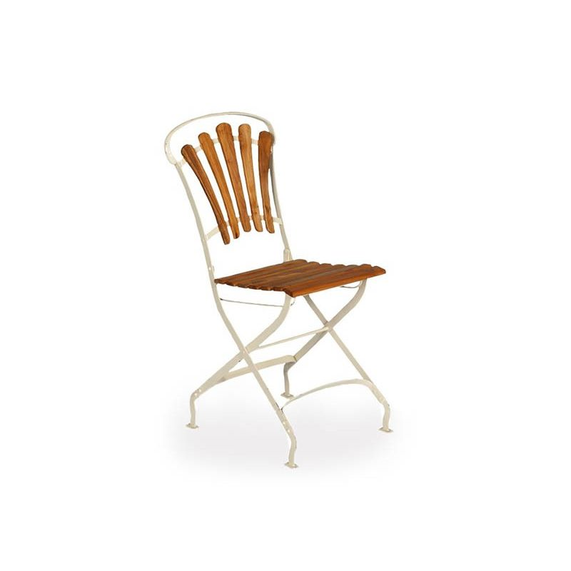 green or ivory garden chair edinburgh - Garden Furniture Edinburgh