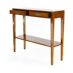 Officier Wooden Console Table