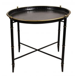 Table d'appoint ronde - Vatel