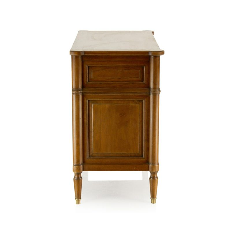 Louis XVI small and medium chest of drawers - Berry