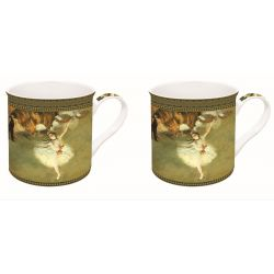 Mugs en duo Degas