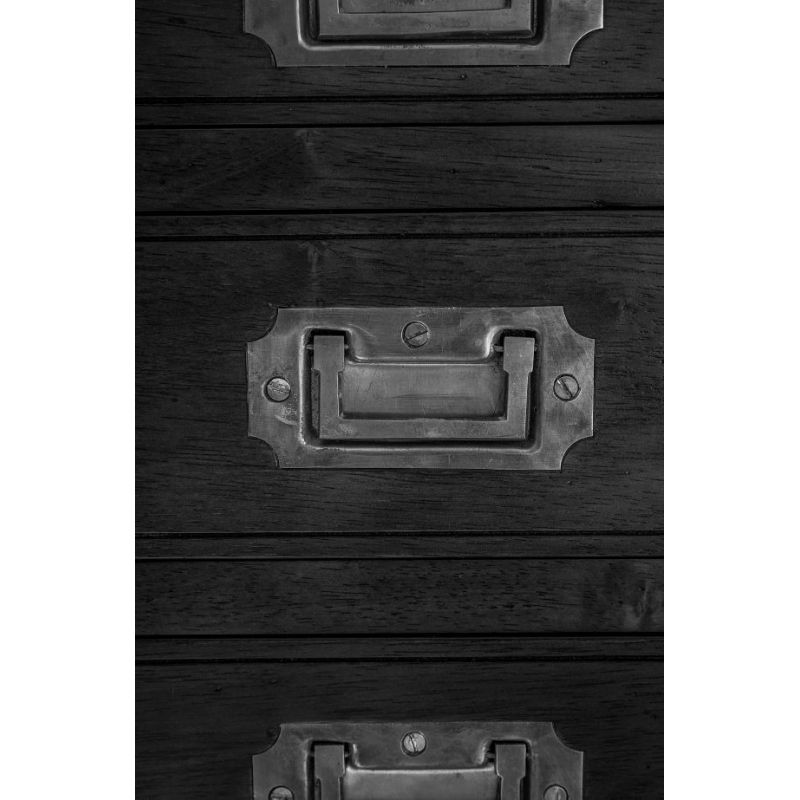 Wooden chest of drawers - Officier large size
