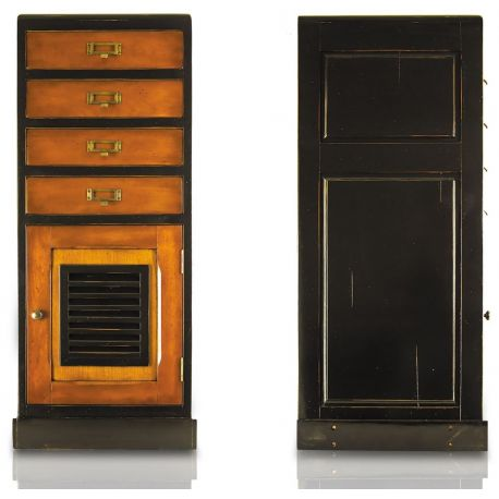 chiffonnier bois massif golf saulaie. Black Bedroom Furniture Sets. Home Design Ideas