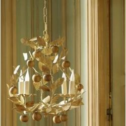 4 light chandelier - Carrousel