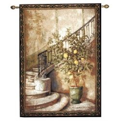 Original lemon tree tapestry