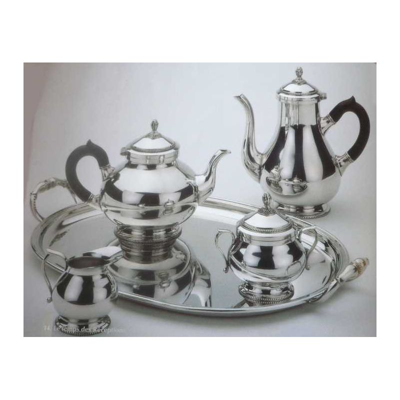 Pewter coffee set - Rohan