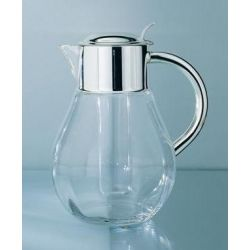 Summer refreshments jug in crystal - Ercuis