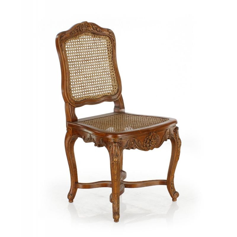 Chaise Louis XV cannée - Banvent