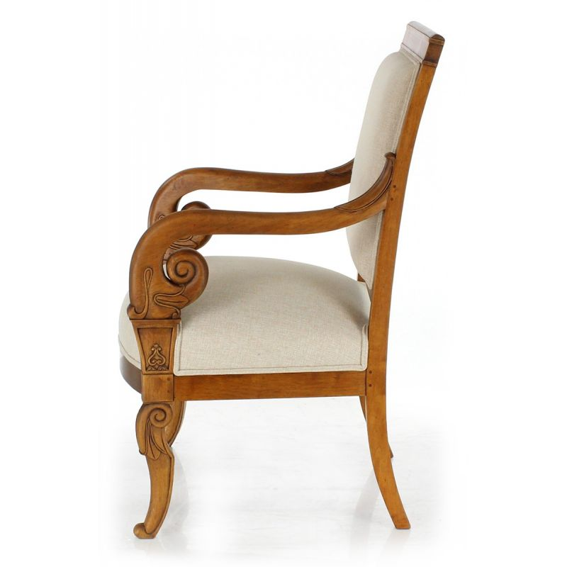 Fauteuil Louis-Philippe