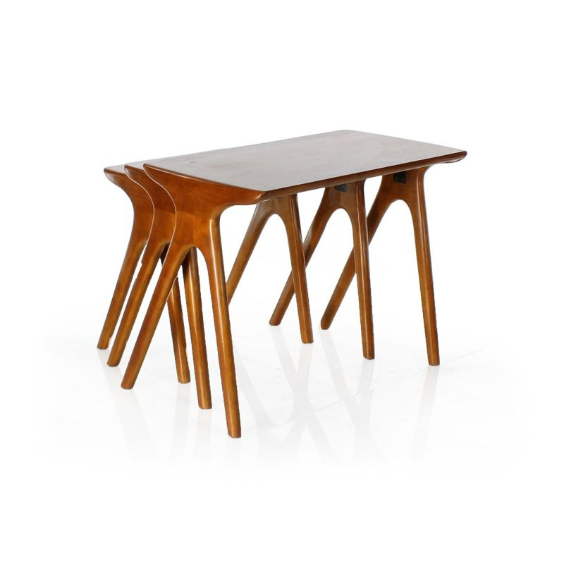 Table d appoint bois - Lund