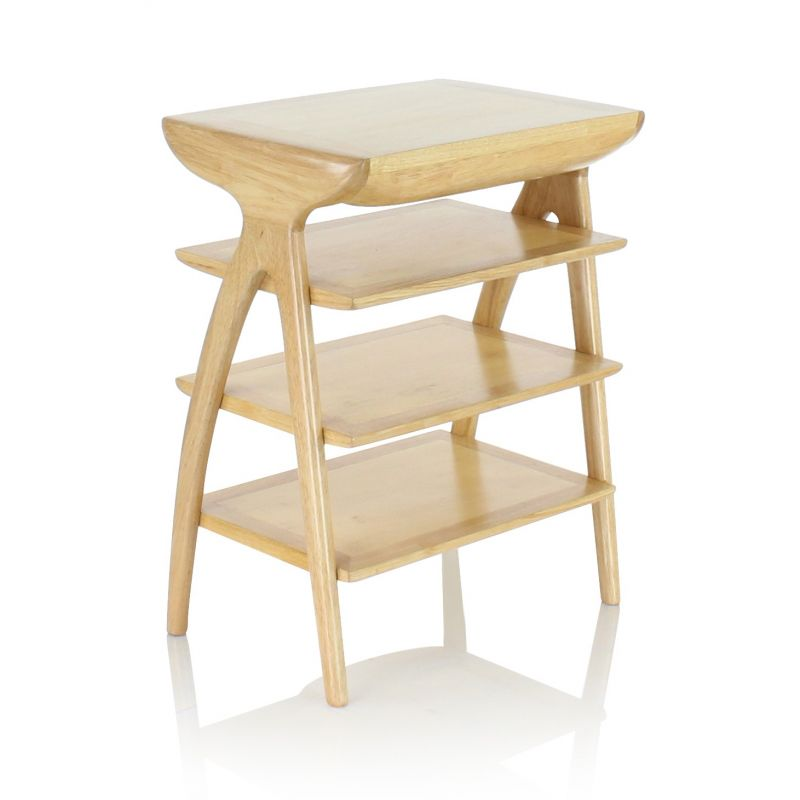 Table d appoint en bois naturel - Orsay