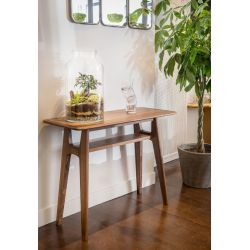 Console en noyer - Collection H