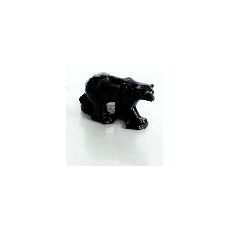 Bronze animalier - ours polaire